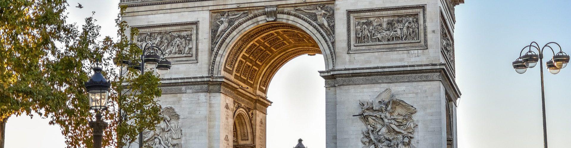 Arco do Triunfo (Arc de Triomphe