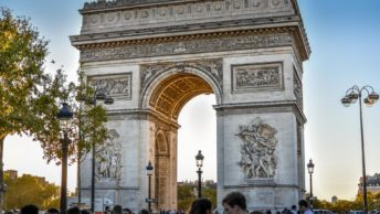 Arco do Triunfo (Arc de Triomphe