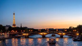 Ponte em Paris