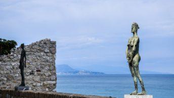 Estátua na França