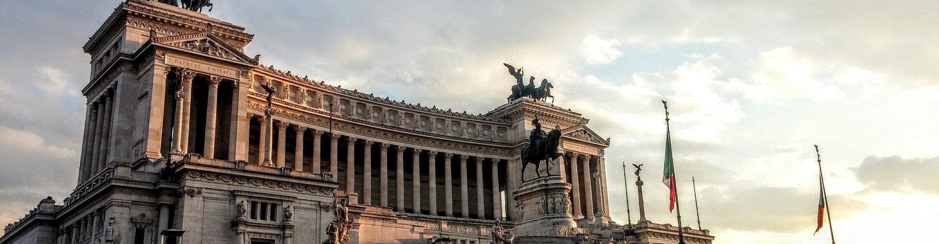 Roma - Capitale della Repubblica Italiana