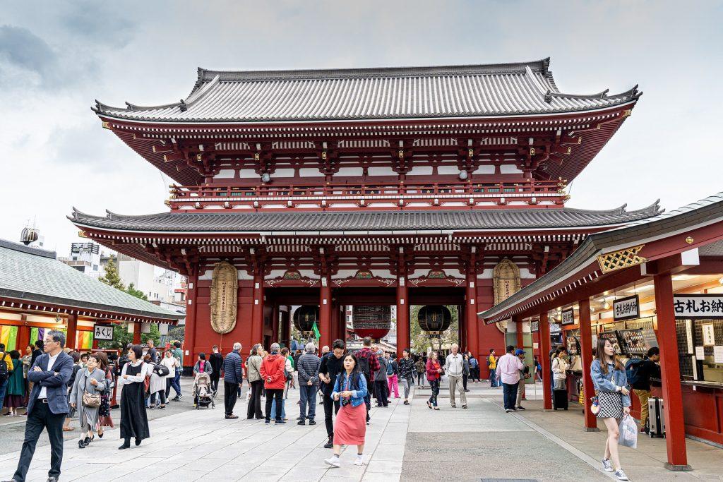Sensoji Asakusa - Tóquio / Japão