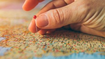 Viagem - Mapa